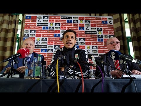Chris Coleman Extends Wales Contract
