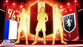 WALKOUT W KAŻDEJ PACZCE ZA SILVER 1! FIFA 19: ALVIN I WIEWIÓRKI [#44]