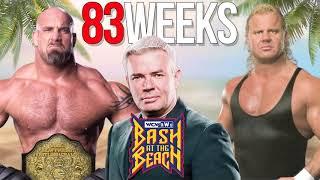 Eric Bischoff shoots on Goldberg vs Curt Hennig