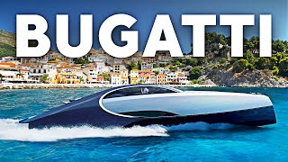 The $4 Million Bugatti Niniette 66 Yacht