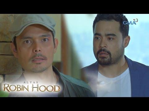 Alyas Robin Hood: Dean at Pepe, magkikita na? - 동영상