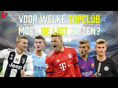 Voor Welke Topclub Moet Matthijs de Ligt Kiezen?