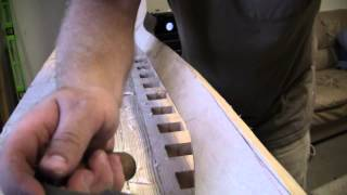 Making An Ax Handle By The Traditional Craftsman