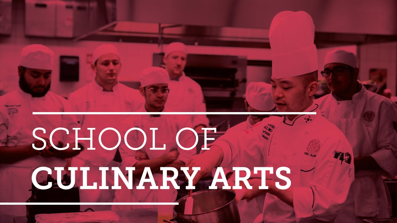 Kendall College School Of Culinary Arts Youtube