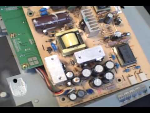 Repairing a dell 17\