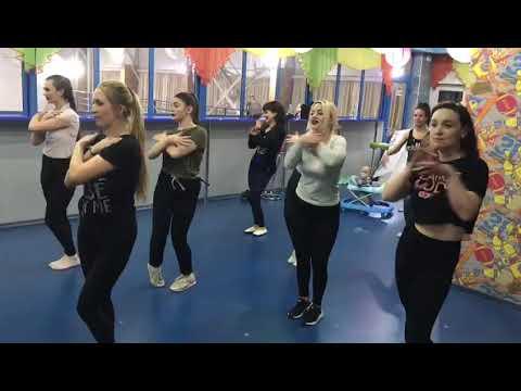 Ольга Бузова - wi-fi Девочки танцуют