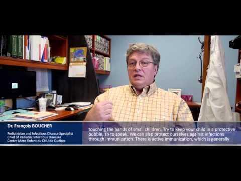 Vaccination in premature infants