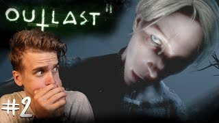 OMG EVIL DRACO MALFOY! | Outlast II #2