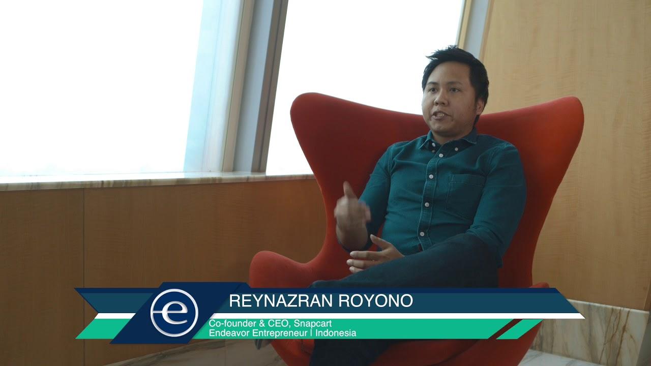 Reynazran Royono • SNAPCART