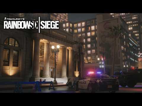 Rainbow Six Siege soundtrack - Bank