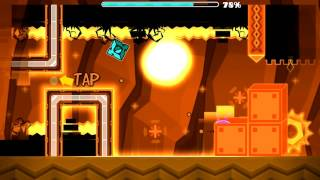 EASY USER COINS #69 Geometry Dash [2.0] - Sand and Water by VegetarianBac - GuitarHeroStyles