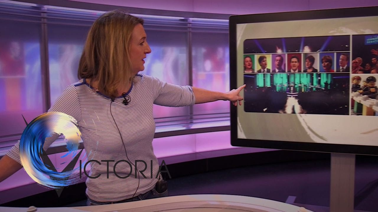 Victoria Derbyshire Get In Touch Bbc News Youtube