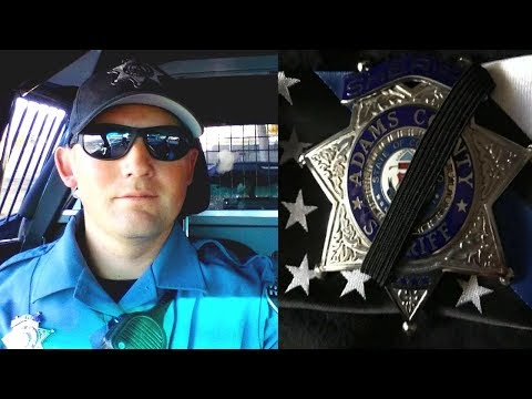 Funeral for Deputy Heath Gumm