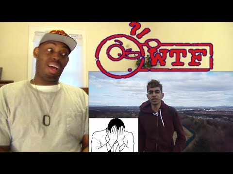 WTF?! D4NNY - Goodbye (Official Music Video) CRINGE REACTION!!!