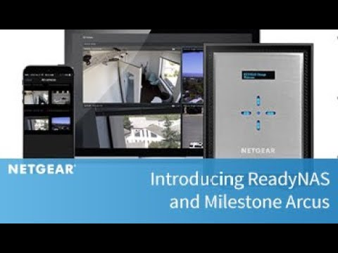 Introducing ReadyNAS and Milestone Arcus | Business