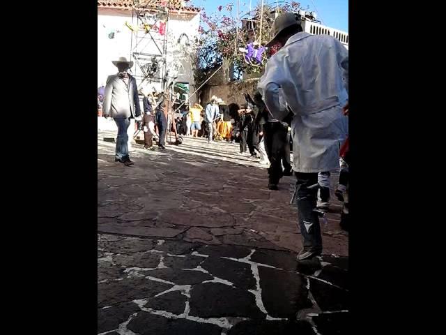 Danza de los tecuanes taxco 11.03.2014