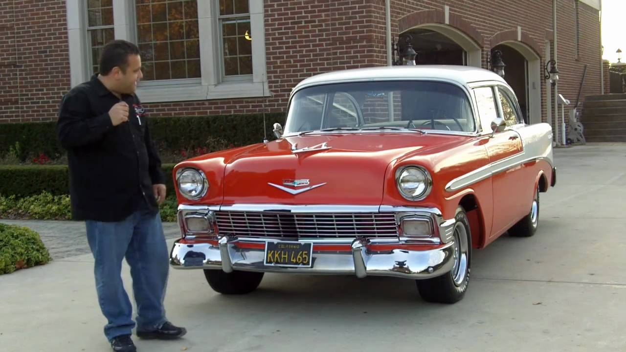 1956 Chevy Bel Air Dynomite Classic Muscle Car for Sale in MI ...
