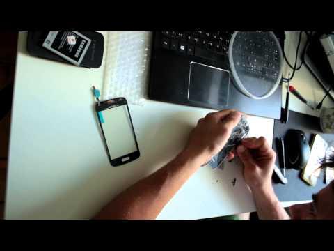 Samsung Galaxy Ace 3 Touchscreen Tausch Replacement