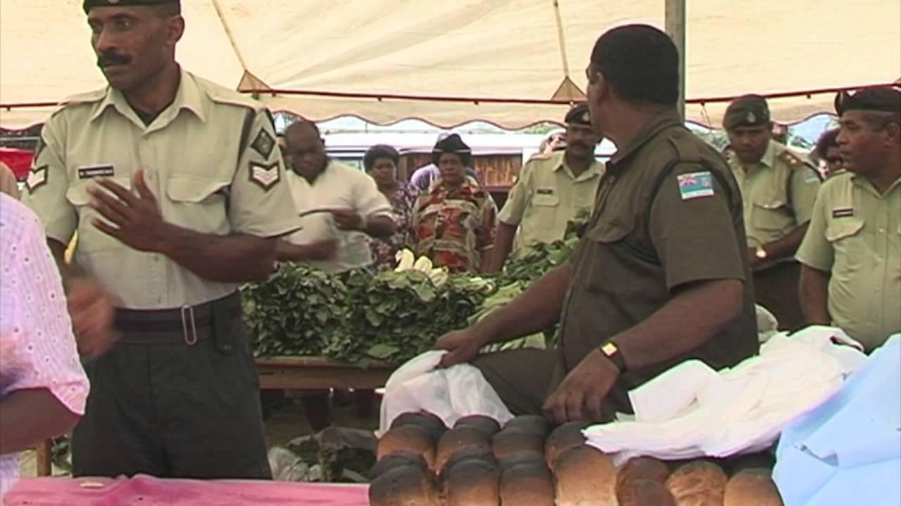 Fiji's history of coups
