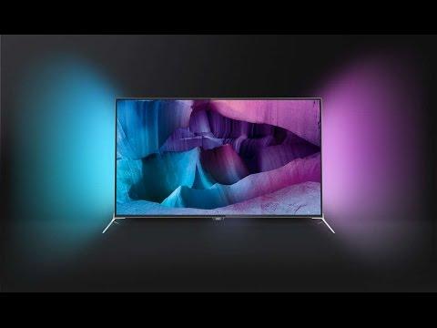 Philips 55 puk 7100 4K Android TV incelemesi