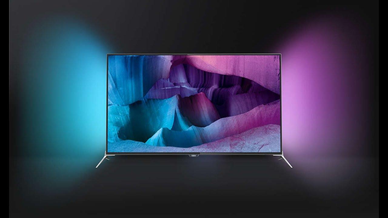 philips 55 puk 7100 4k android tv incelemesi youtube. Black Bedroom Furniture Sets. Home Design Ideas