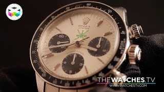 Rare Watches & Some special Rolex at Christie's Geneva Auction
