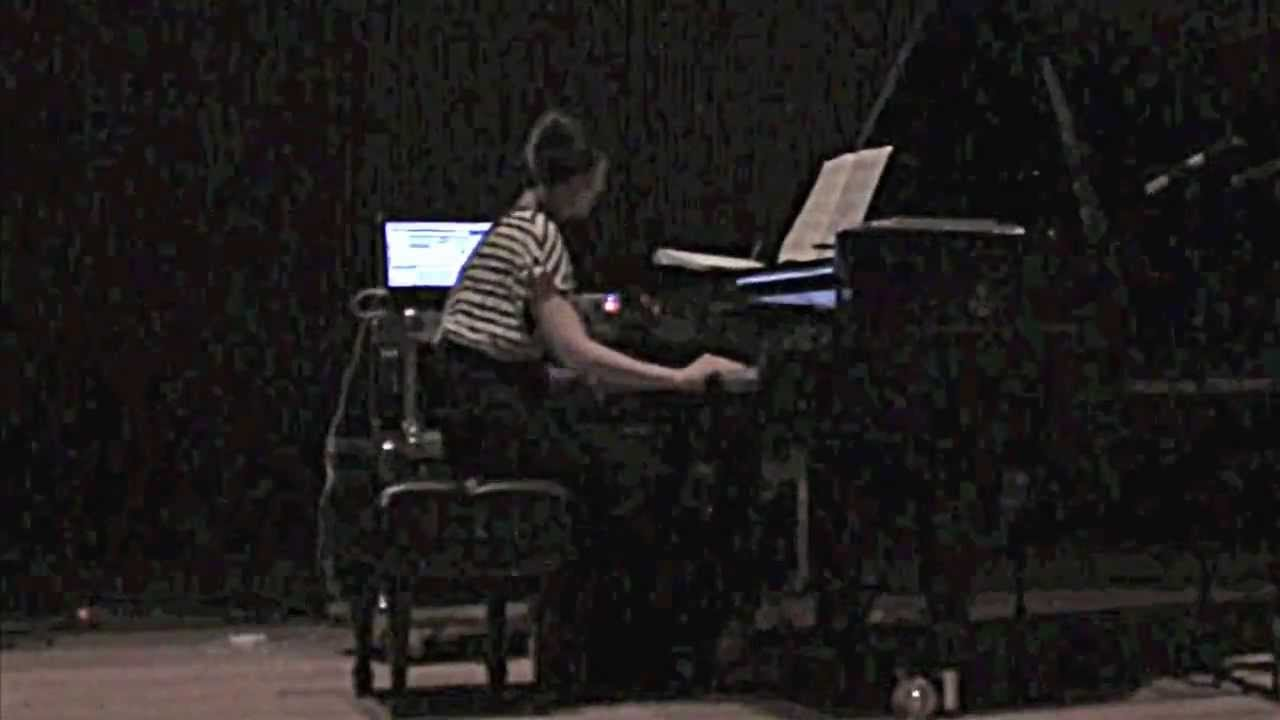 Live Vicky Chow Performs John Cage Music Of Changes Book 1 1951 Youtube