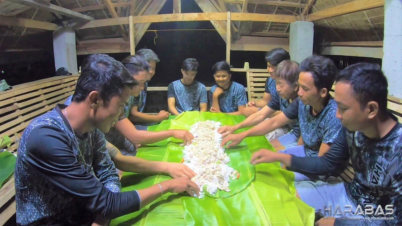 EP355-Part 2 - Pangunguha ng Ubod ng Buli   Ginataang Ubod   Unboxing   Occ. Mindoro