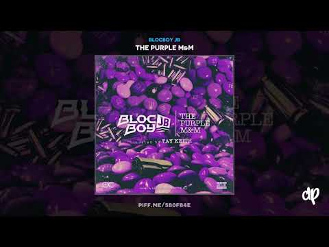 BlocBoy JB - No Topic [The Purple M&M]