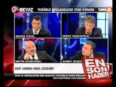 Emekli astsubay Ahmet Zengin BDPli Köpeği çıldırttı