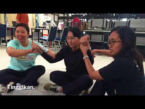 Pelatihan Management UKS & P3K/P3P - SLTAK PENABUR Jakarta