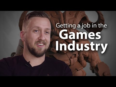 """Most people don't realize how much work it takes"" Pro character artist on getting hired"