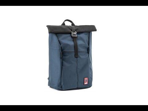 2016 Chrome Yalta 2.0 Nylon Backpack - Review - The-House.com