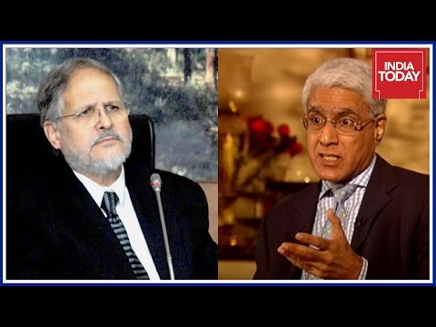 To The Point : Najeeb Jung Exclusive Interview After Resigning As Delhi LG