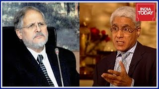 to the point najeeb jung exclusive interview after resigning as delhi lg