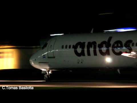 LV-AYD y LV-CCJ Take off and landing Rwy 13 SABE-AEP