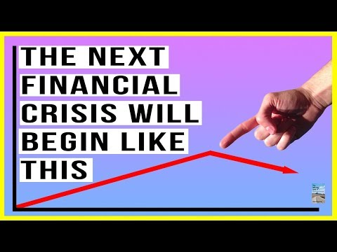 What Will TRIGGER the Next Financial Crisis? It Has Already Begun!