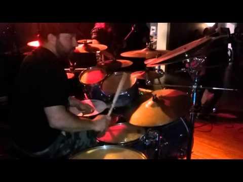 Humdinger & the Bucksnort- Drum Cam 11/7/15