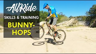 How to bunny-hop & jump in 'Up Your Game' - ALL RIDE EP34