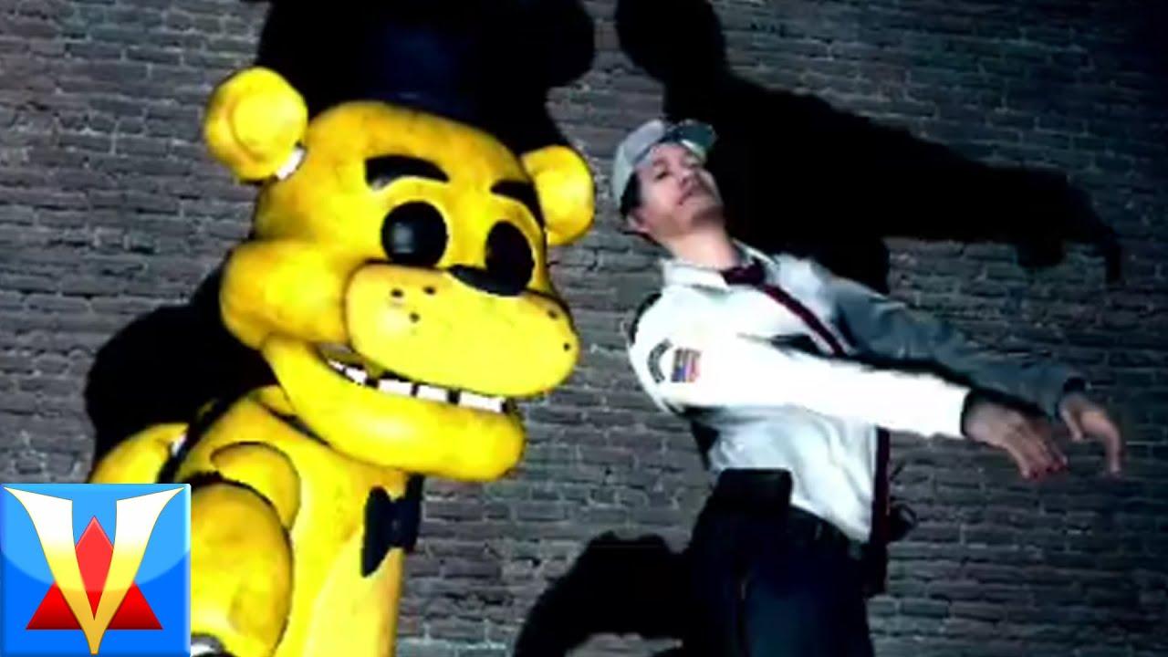 FNAF SECURITY GUARD! | Gmod Five Nights At Freddy's Mod
