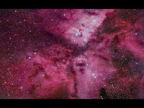 LA  NEBULOSA  DI  ETA  CARINAE  (NGC 3372)