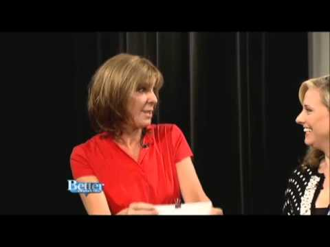 Annie Jennings PR Publicity Client, Deborah Henry on WFSB Better CT