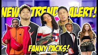 EVERYTHING YOU NEED TO KNOW ABOUT FANNY PACKS!