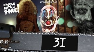 31 a Rob Zombie Film Movie Review | GGG: Saw it