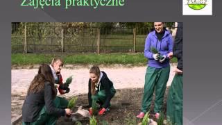 Prezentacja dobrych praktyk w Zespole Szkół Agrotechnicznych i Gospodarki Żywnościowej w Radomiu