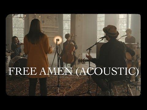 We The Kingdom – Free Amen (Acoustic)