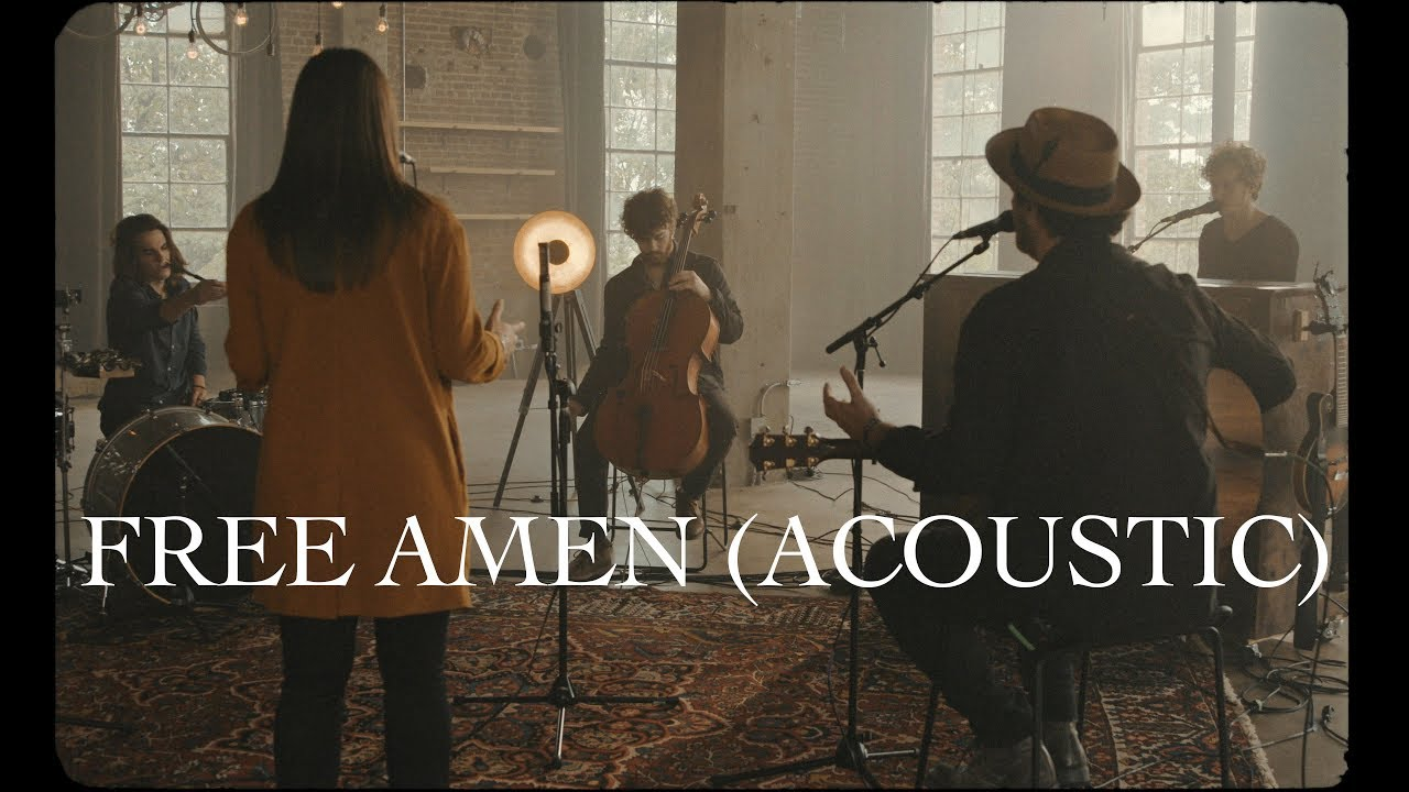 We The Kingdom – Free Amen (Acoustic)