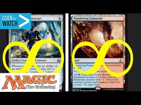 magic the gathering instant win combos