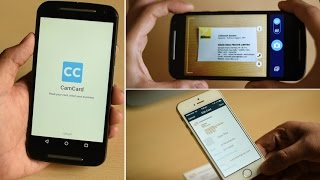 CamCard App Review:  Say Goodbye to Business Cards screenshot 4