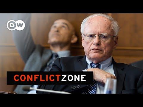 US Syria envoy: President Trump was 'misunderstood' | DW Conflict Zone